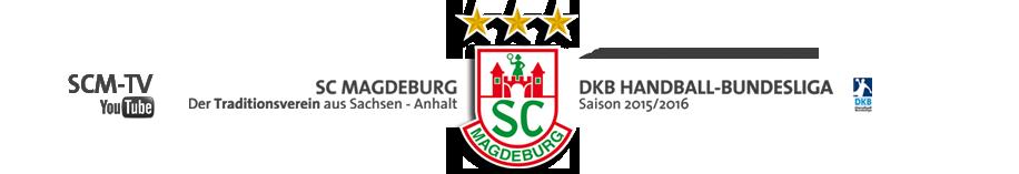 Wir sind Partner des SC Magdeburg
