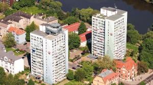 Wohnen auf dem Werder