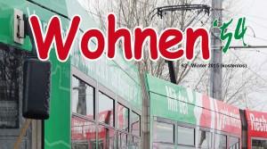 Wohnen '54 – Winter 2015