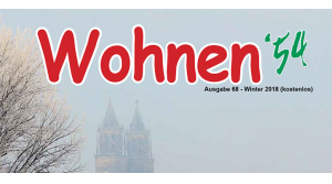 Wohnmagazin Ausgabe Winter ist online