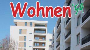 Wohnen '54 – Sommer 2019